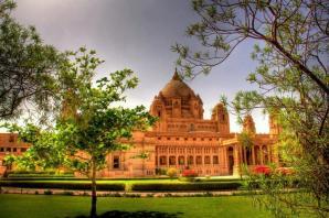 Umaid Bhavan Palace And Museum, Jodhpur