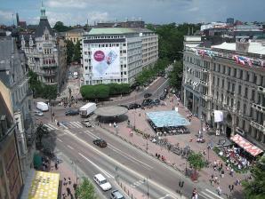 Stureplan, Stockholm