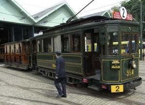 Tram Museum, Brussels