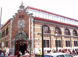 Place Saint-gery, Brussels