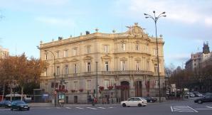 Casa De America, Madrid