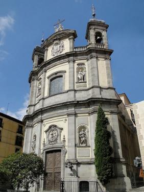 St. Michael's Basilica, Madrid