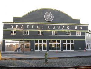 Seattle Aquarium, Seattle