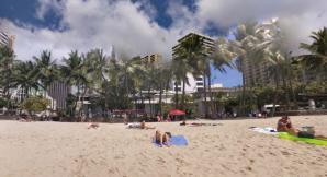 Kuhio Beach Park, Honolulu