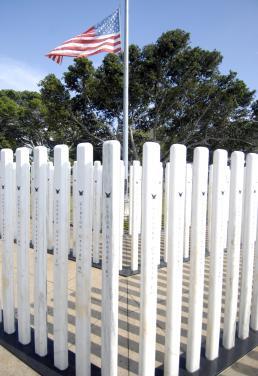 U S S Oklahoma Memorial, Honolulu