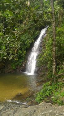 Durian Perangin Waterfall, Langkawi Island