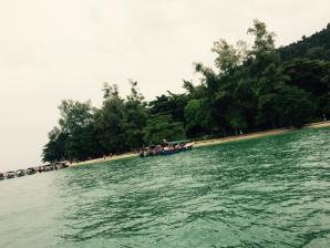 Beras Basah Island, Langkawi Island