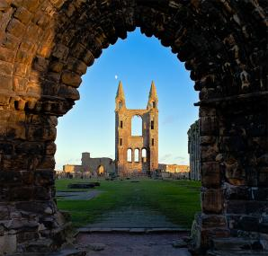 St Andrews Cathedral , St Andrews