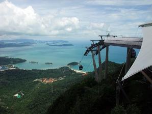 Langkawi Cable Car, Langkawi Island