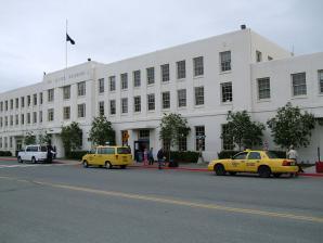 Alaska Railroad Depot, Anchorage
