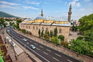 Bursa Ulu Camii, Bursa