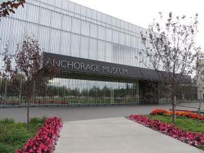 Anchorage Museum At Rasmuson Center, Anchorage