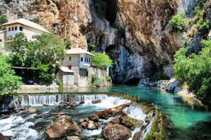 Blagaj Tekija, Mostar