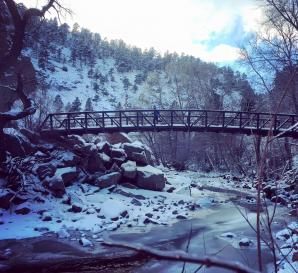 Boulder Creek Path, Boulder