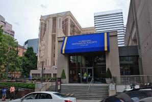 Oregon Historical Society Museum, Portland