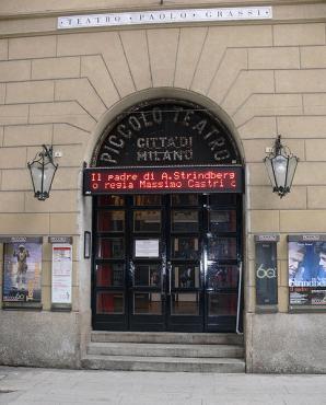 Teatro Studio Del Piccolo Teatro, Milan