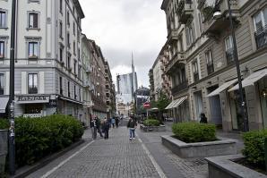 Corso Garibaldi, Milan