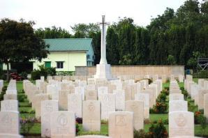 Madras War Cemetery, Chennai