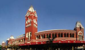 Chennai Central, Chennai