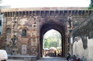 Bhadra Fort And Teen Darwaja, Ahmedabad