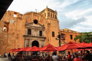 Plaza Santo Domingo, Cartagena