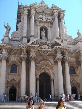 Duomo Di Siracusa, Syracuse
