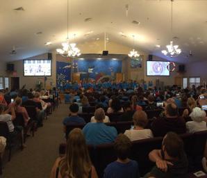 Cranston Christian Fellowship, Cranston